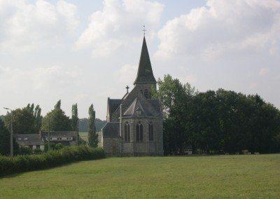 Eglise Saint-Martin de Maizeret