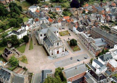 Collégiale Sainte-Begge à Andenne