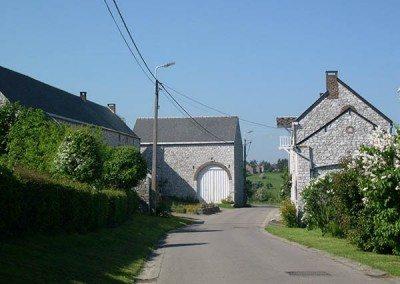 Bonneville, un village qui vaut le détour – Courte
