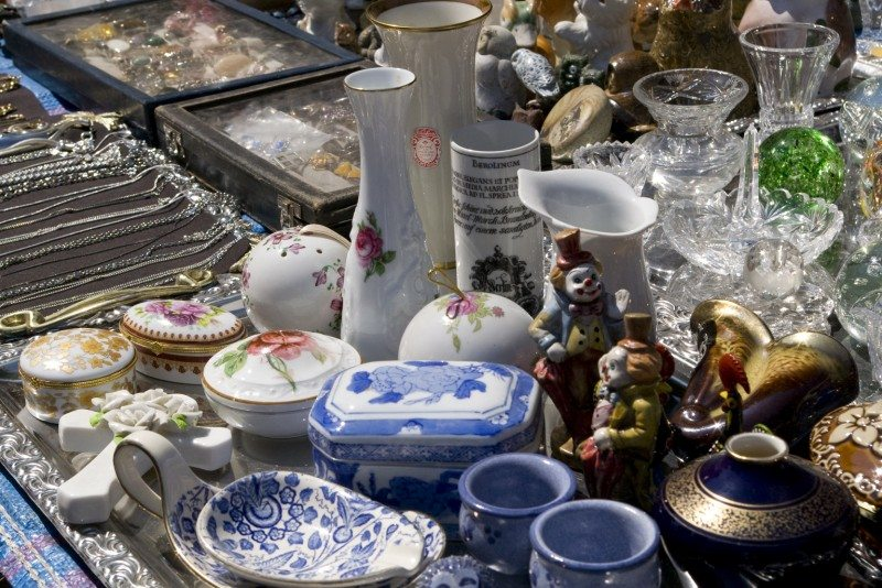 Brocante de l'Ascension