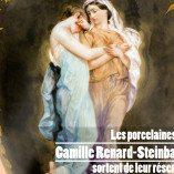 Les porcelaines de Camille Renard-Steinbach sortent de leur réserve !