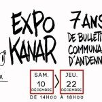 Expo Kanar – 7 ans de Bulletin communal!