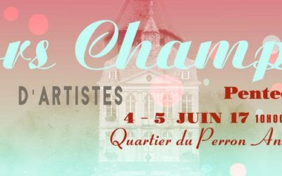 Hors Champs #1 – Parcours d'artistes