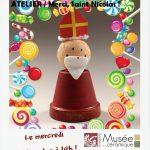 Atelier Découverte «Merci, Saint Nicolas !» – Musée de la céramique
