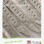 Atelier découverte – Musée de la céramique