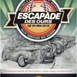 Rallye touristique – Rotary Andenne
