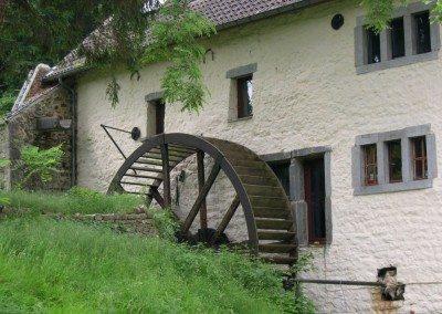 La Route du Vieux Moulin