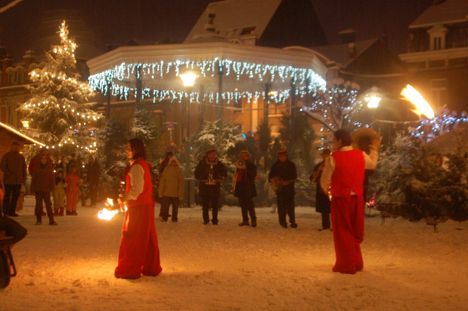 Le Marché de Noël - Andenne Tourisme
