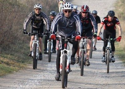 Chaine en Chêne 2011 – 40km