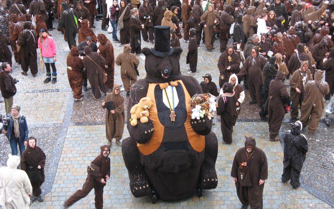 Annulation du Carnaval des Ours 2021