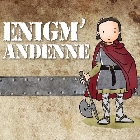 Enigm'Andenne a un an!